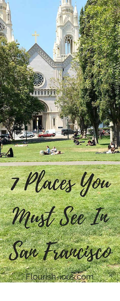 One Day San Francisco Guide Mission District Union Square And