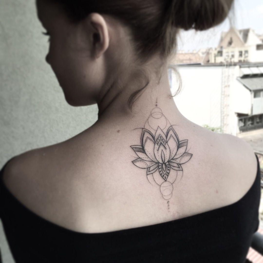 Lotus flower tattoo by balazs bercsenyi pinteres lotus flower tattoo by balazs bercsenyi more izmirmasajfo