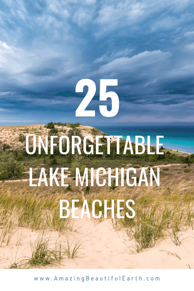 25 Unforgettable Lake Michigan Beaches - The Amazi