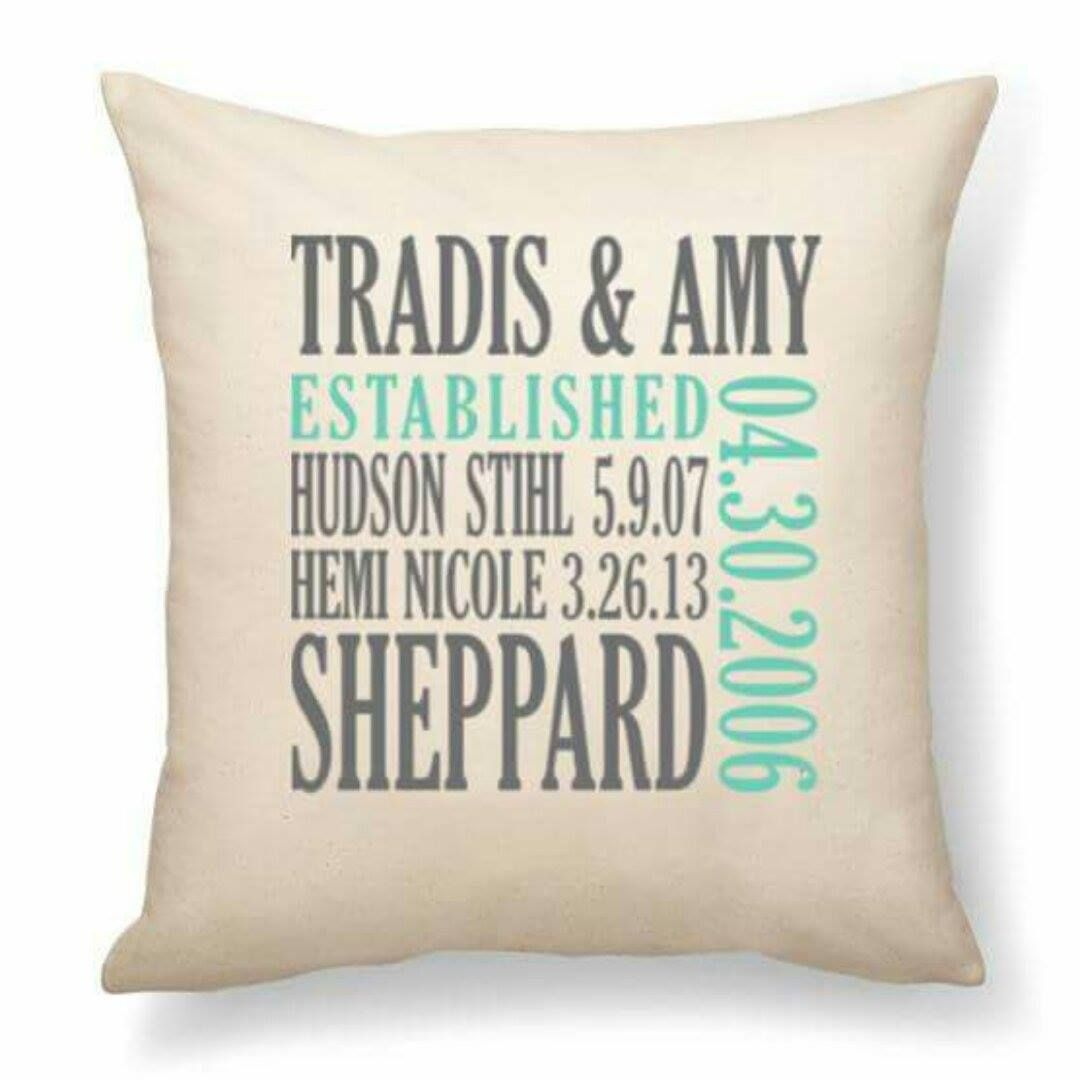thirty-one personalized pillow - Bing images | Crafts | Pinterest ...