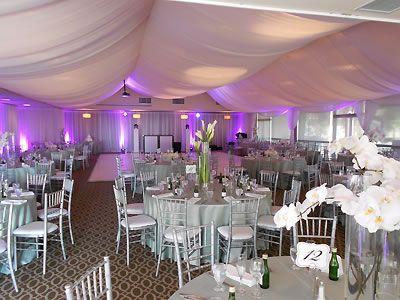 Los Verdes Golf Club In Rancho Palos An Outdoor Wedding And Reception Venue With Pacific Ocean Views
