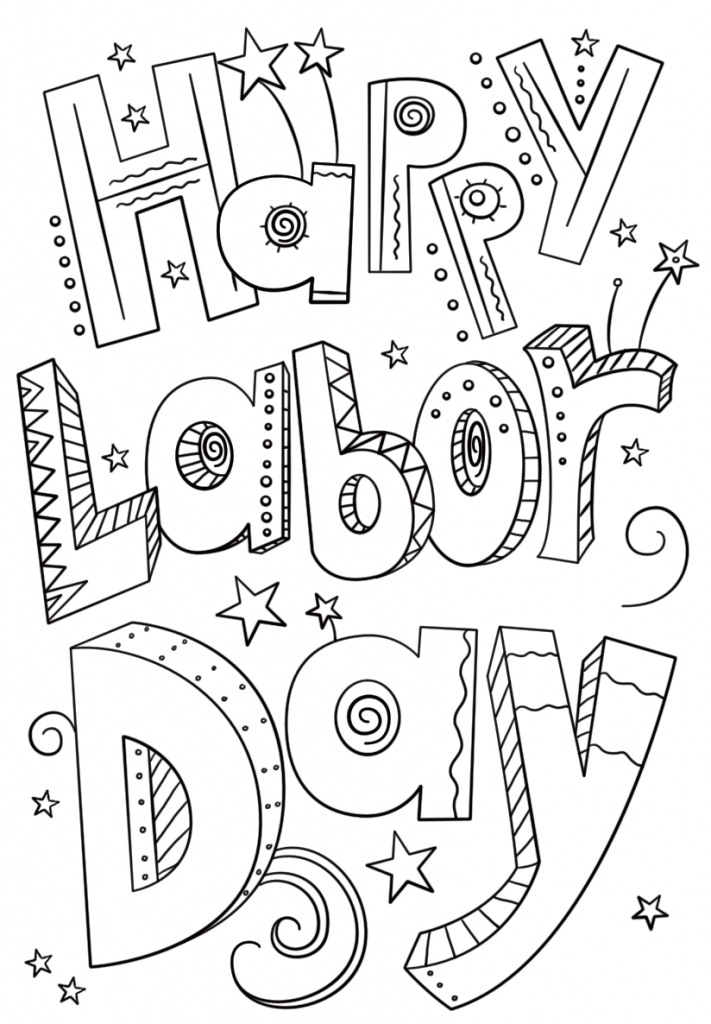 Holiday Worksheets Best Coloring Pages For Kids Labor Day Holiday Labor Day Crafts Holiday Worksheets