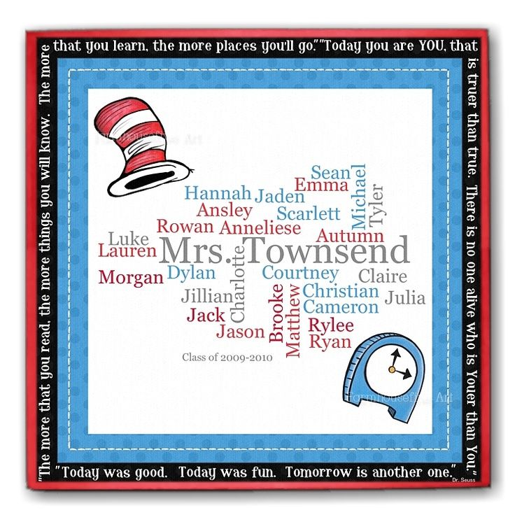 end of year teacher gifts | Cute end of the year teacher gift ...