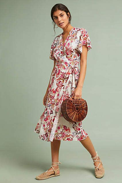 021e609172cf Kachel Nora Wrap Dress #ad #AnthroFave #AnthroRegistry Anthropologie # Anthropologie #musthave #styleinspiration #ootd