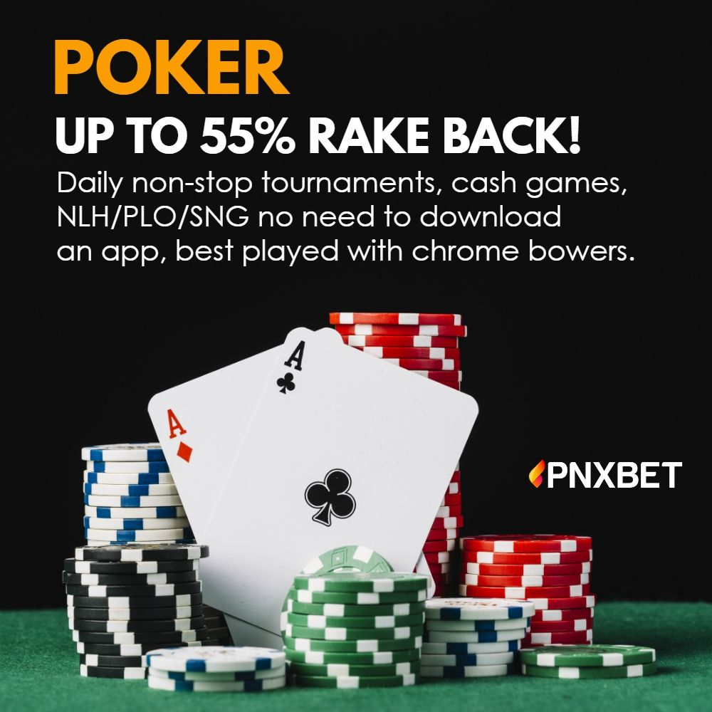 Up To 55 Rake Back Daily Non Stop Tournaments Cash Games Nlh Plo Sng No Need To Download An App Best Played With Chrome Browse Poker Online Casino Games