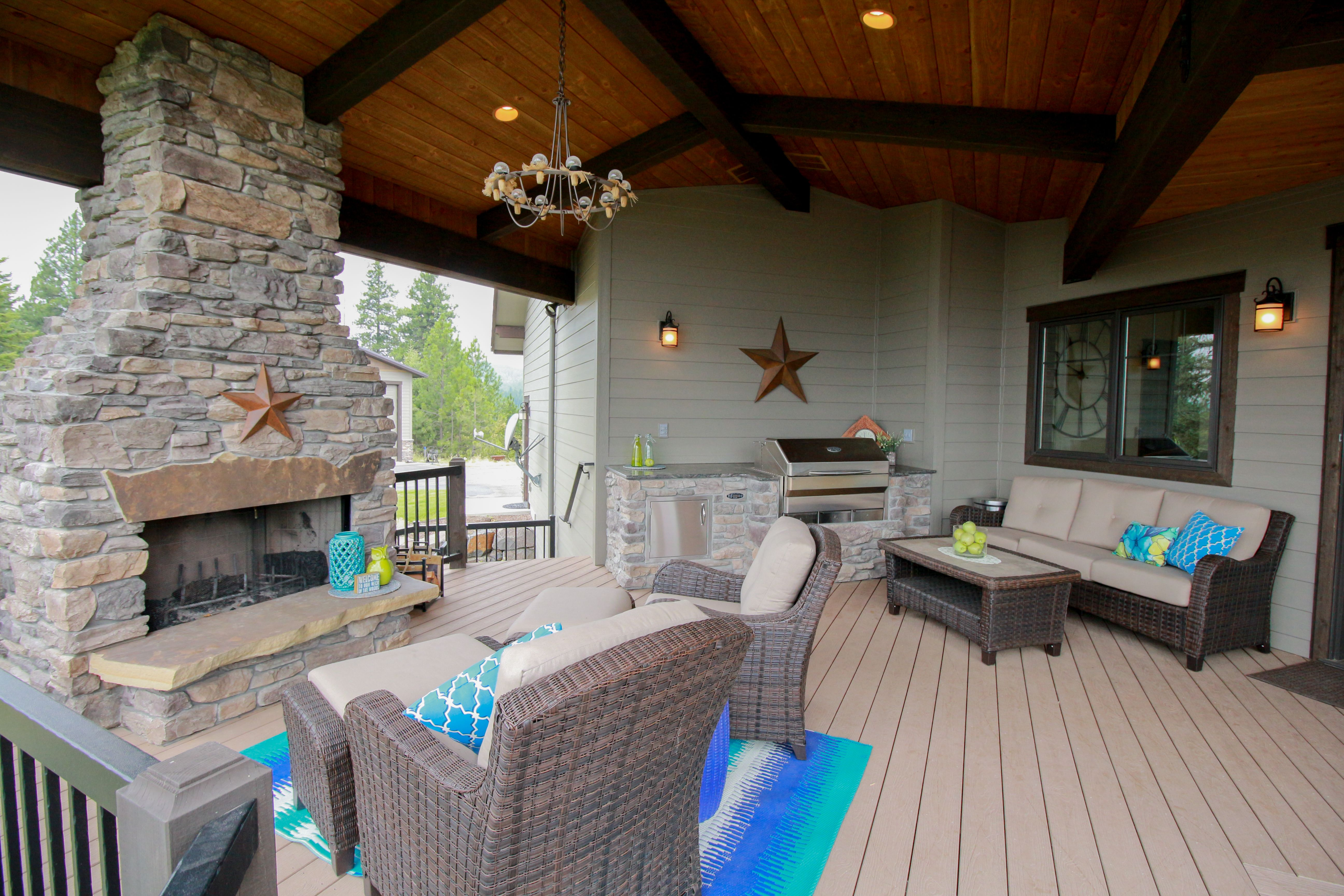 Outdoor spaces, North Idaho Living, Pacific Northwest ... on Outdoor Living Spaces Nw id=21837