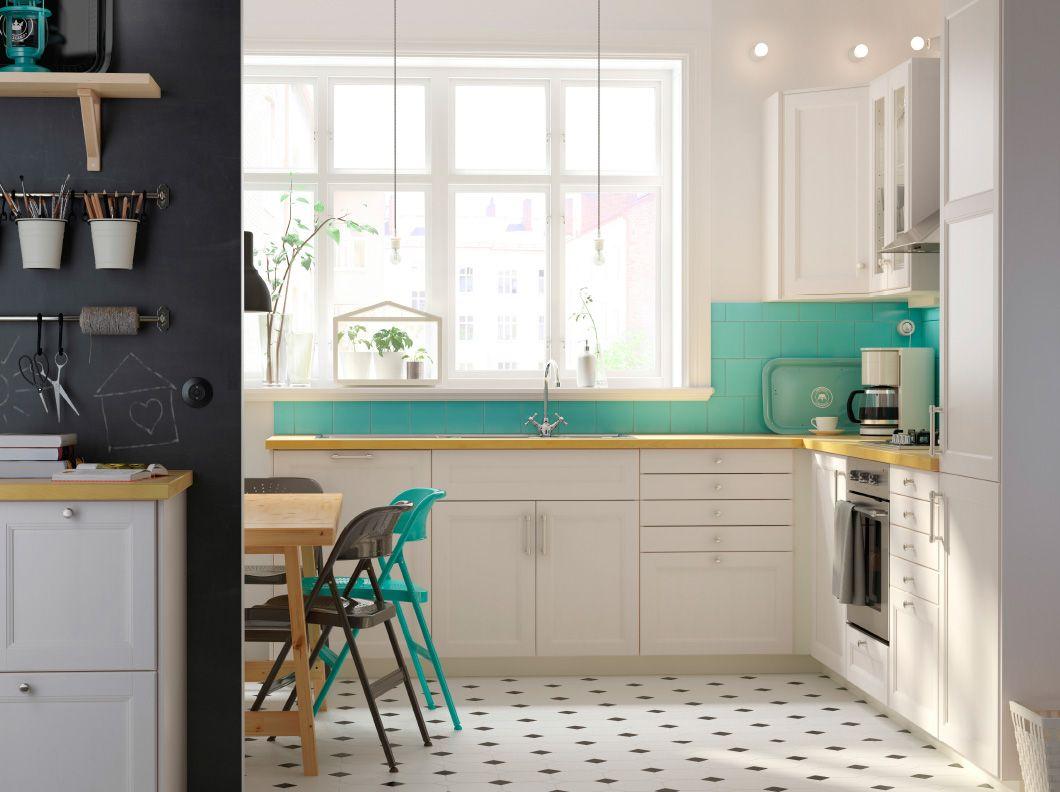 Hej Bei Ikea Osterreich Weisse Kuche Kuchen Inspiration
