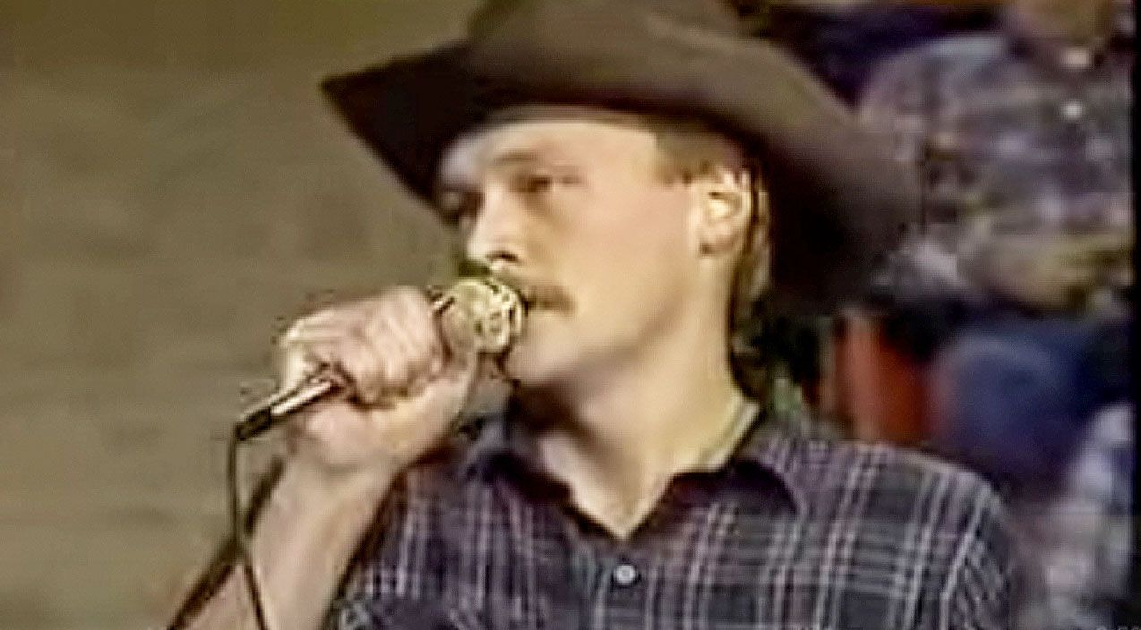 It Is A Well Known Fact That Alan Jackson S Hero Is George Jones