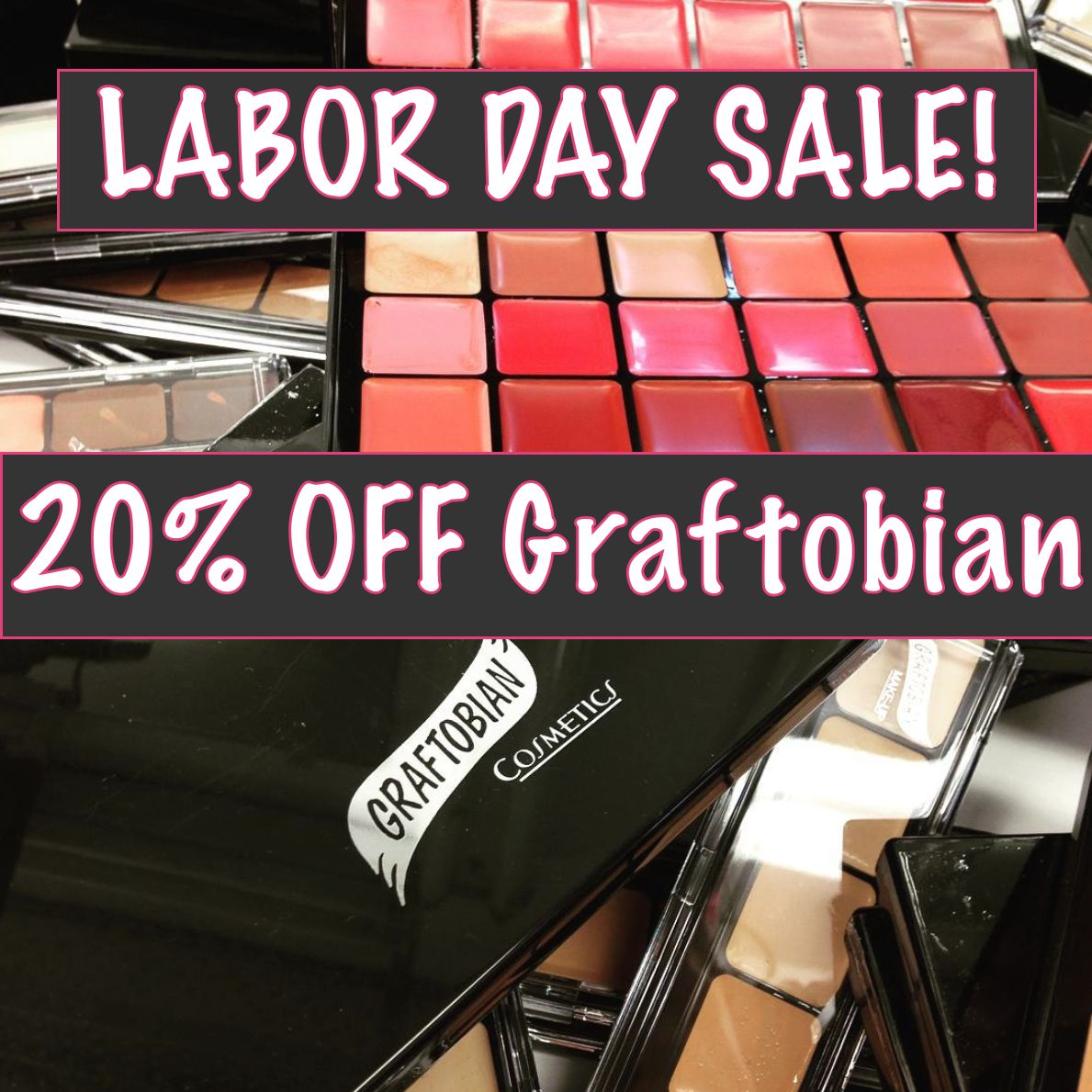 20OFF ALL GRAFTOBIAN