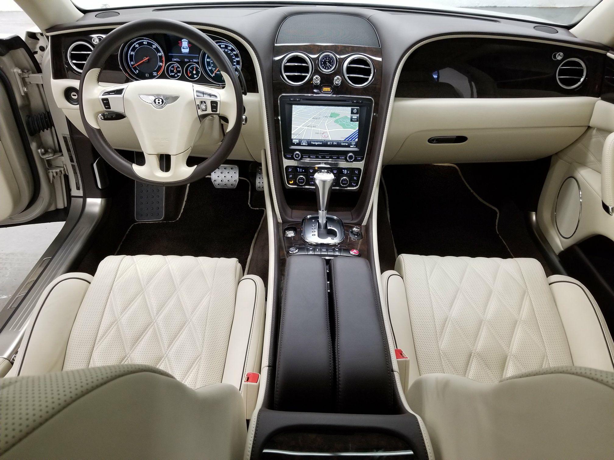 Bentley Interior Bentley Interior Bentley Car Seats