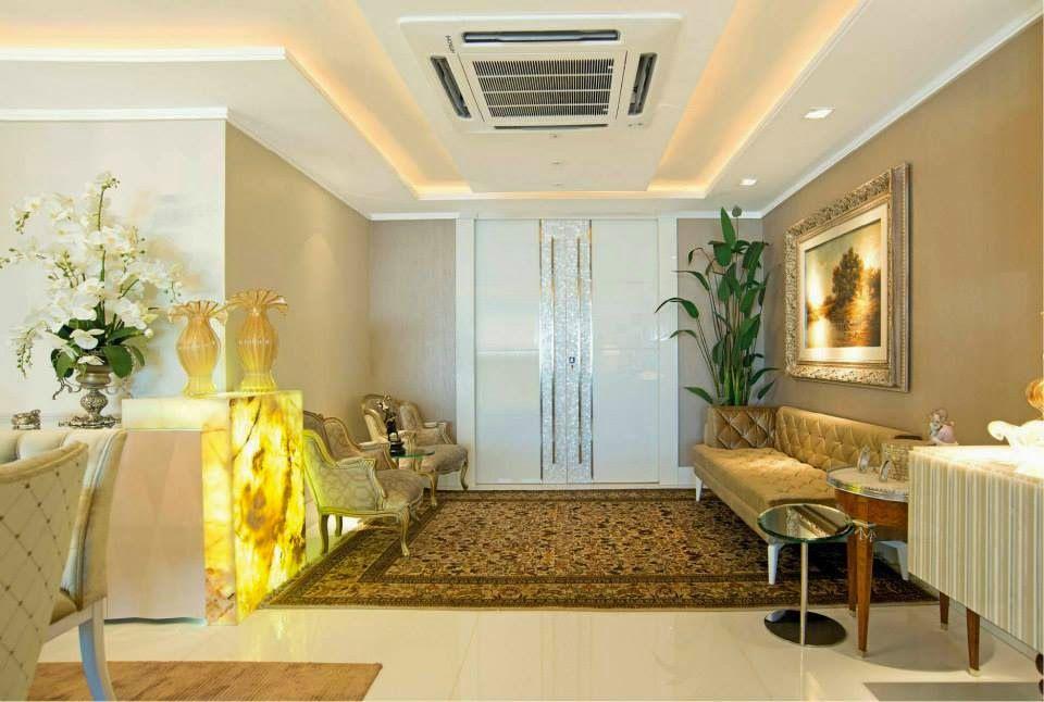 50 Hall de Entrada de Casas Modernas! Veja Dicas de como Decorar! -> Como Decorar Hall De Entrada De Apartamento