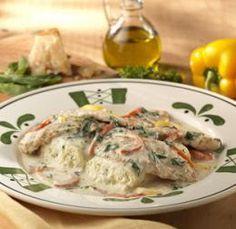 Olive Garden Copycat Recipes Manicotti Formaggio RECIPES