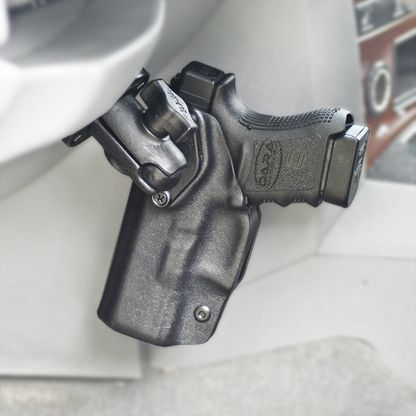 Ram Mounted Vehicle Holster By Dara Holsters Made From