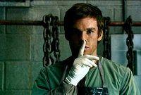 it's a bad, bad ritual...but it calms me down  Ahhh, Dexter - my favorite serial killer