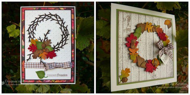 Kersten's Kreativkiste: Herbstlaub