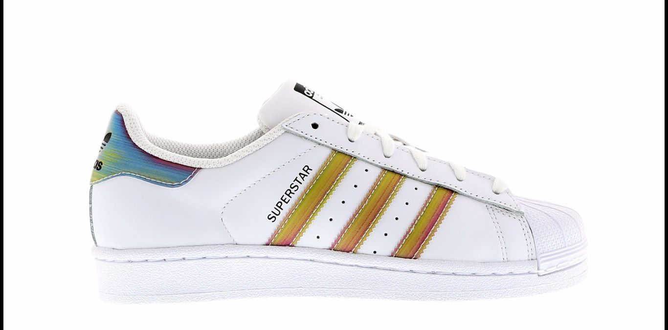 ... official store adidas originals superstar junior gs lenticular white  all sizes limited edition ebay 23aff 08635 7723c3ea1