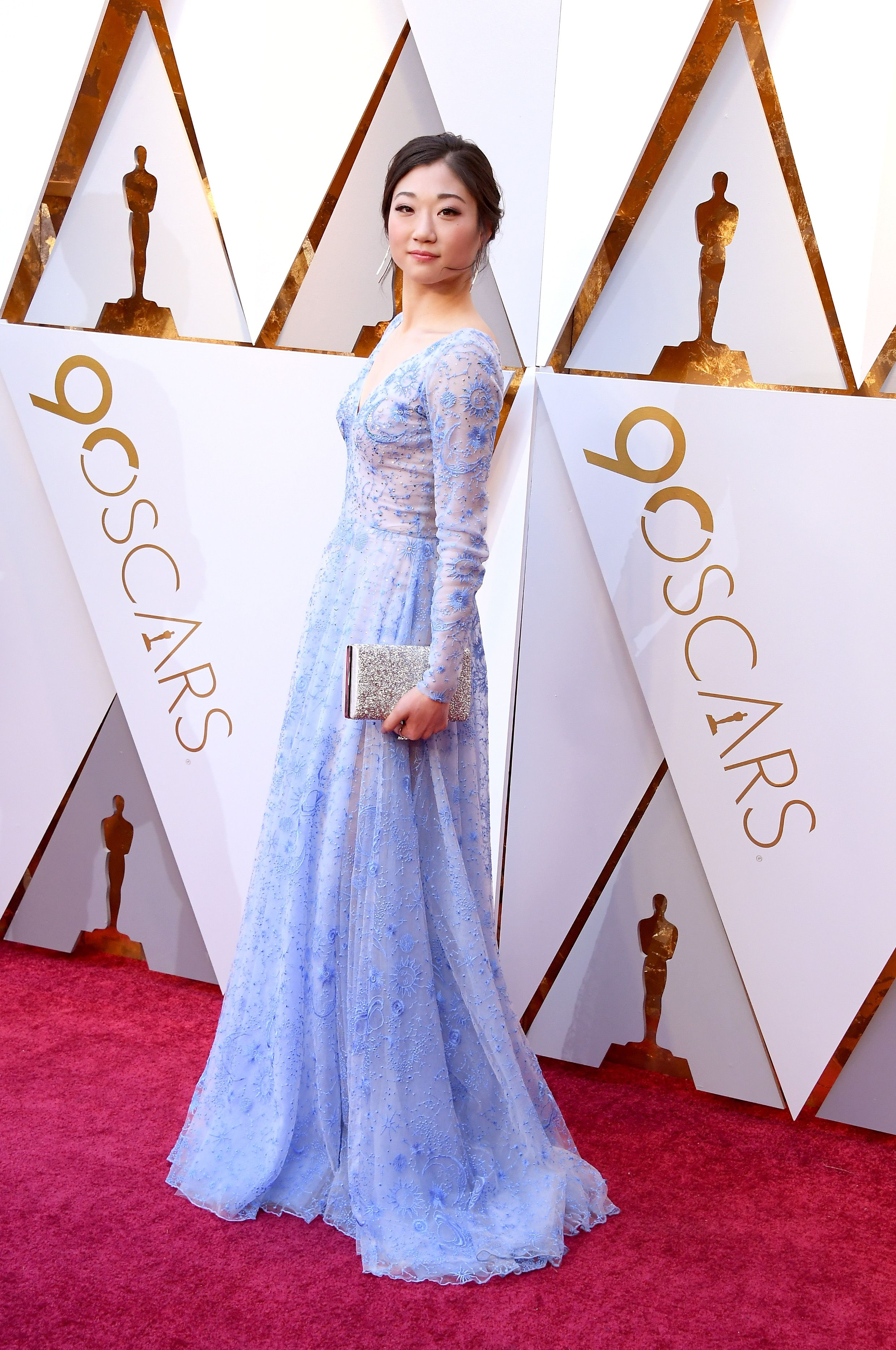 The Best-Dressed Celebrities from the 2018 Oscars Red ...
