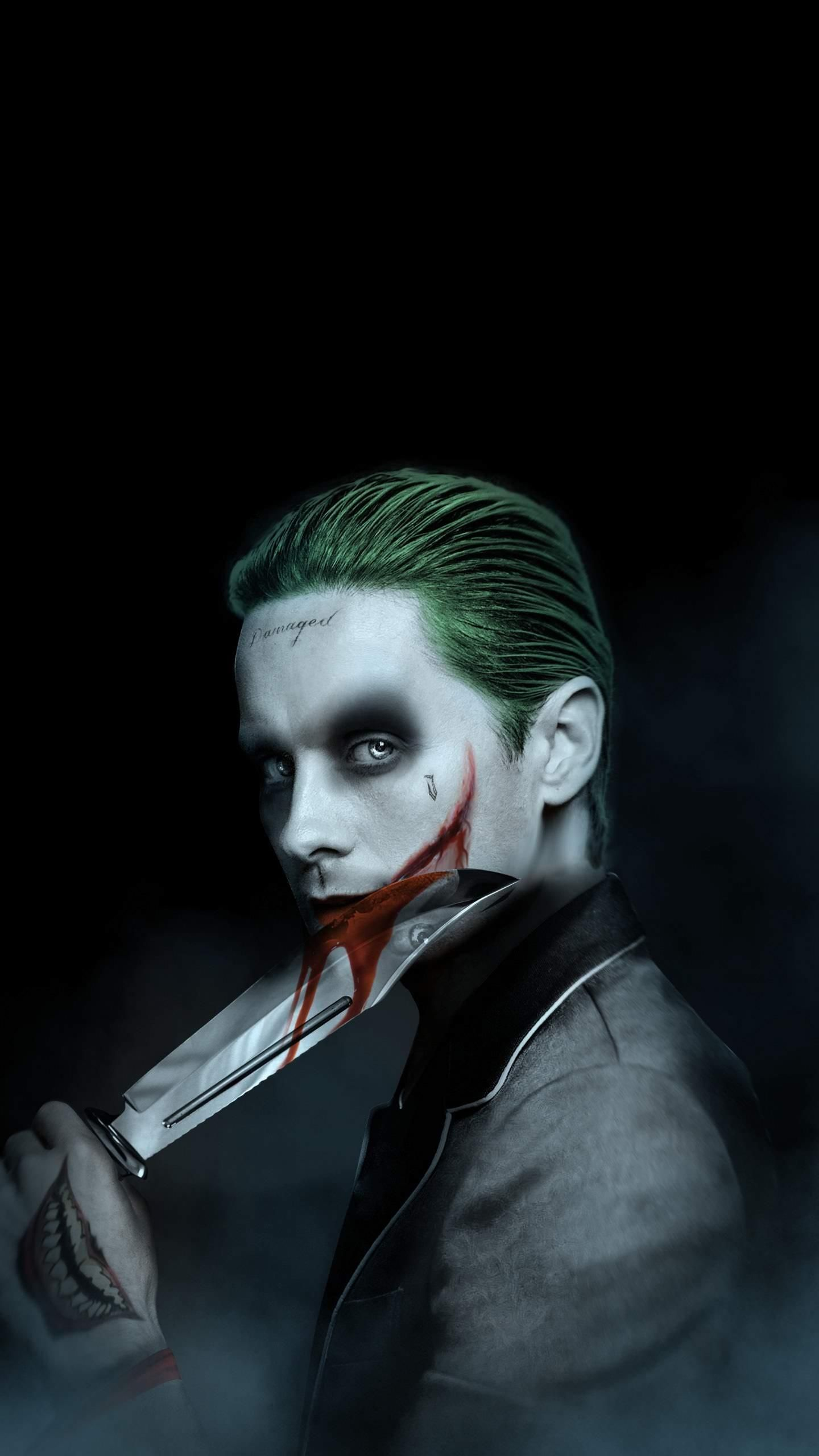 The Joker Joker Wallpapers Joker Iphone Wallpaper Joker Pics