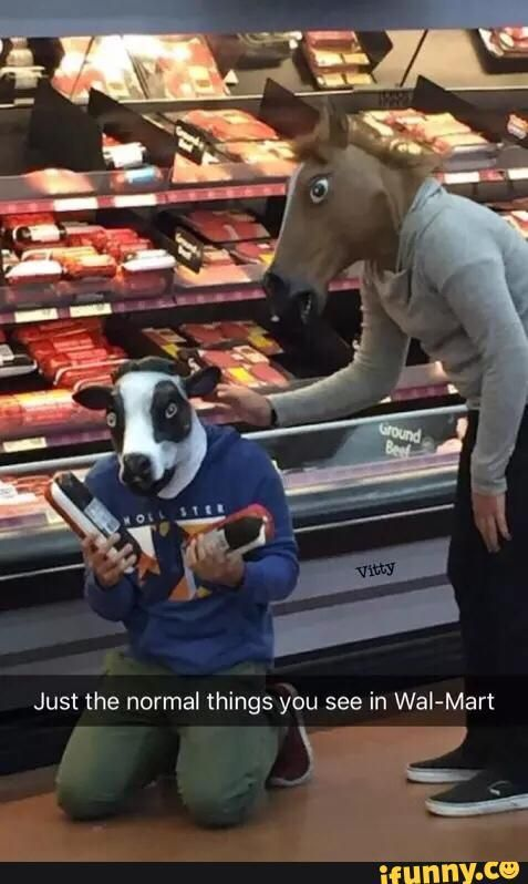 walmart, ground, beef, cow | Funny Snapchats | Funny