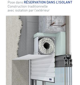 Evolution 4 pour isolation thermique par l 39 ext rieur - Isolation thermique par l exterieur ...