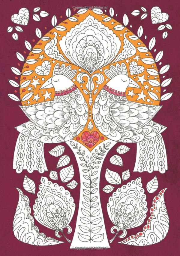Color Therapy An Anti Stress Coloring Book Cindy Wilde Laura Kate