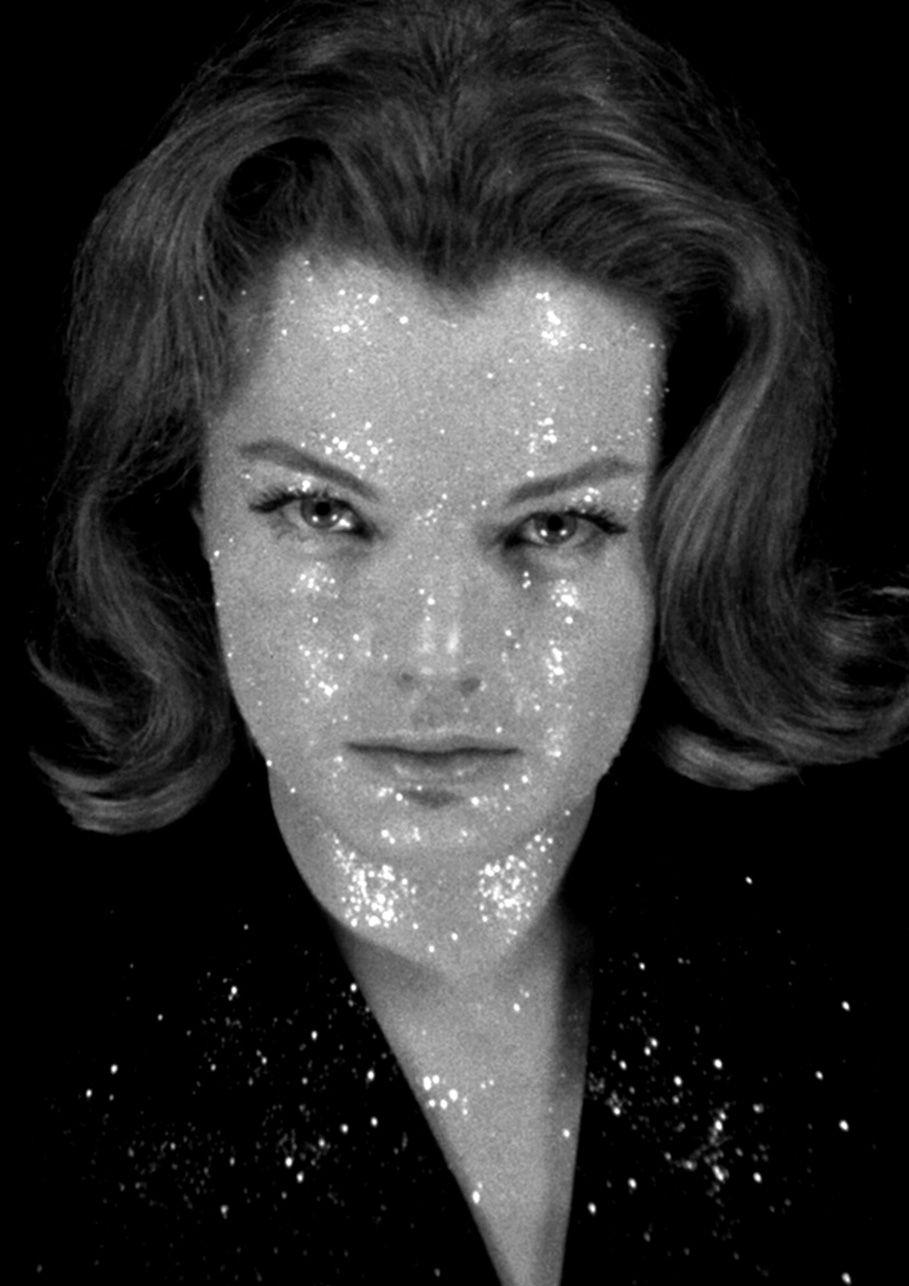 """Romy Schneider dans quelques extraits du film """"L'enfer""""  film inachevé d'Henri-Georges Clouzot, 1964  Tiré de """"L'Enfer d'Henri-Georges Clouzot"""" de Serge Bromberg et Ruxandra Medrea"""