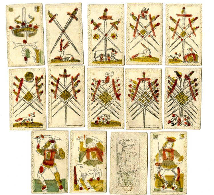 Image gallery print playingcard cards playing cards