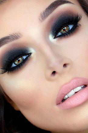 ▷ 1001 + ideas sobre cómo maquillarse los ojos paso a paso