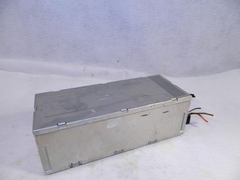 02 08 Bmw E65 E66 Becker Hifi L7 Dsp Stereo Amp Radio 65 12 6 929 140 Oem Becker Stereo Amp Hifi Stereo