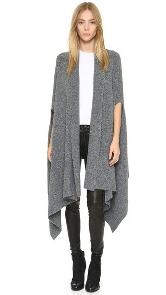 f346ac1a31 DKNY Pure DKNY Open Front Cardigan
