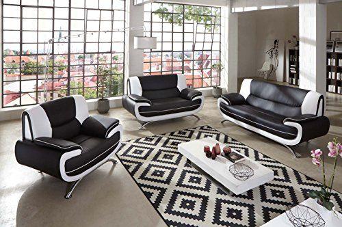 Http://ift.tt/1Yjlfxm SAM Stilvolle Sofa Garnitur Passero Combi 3