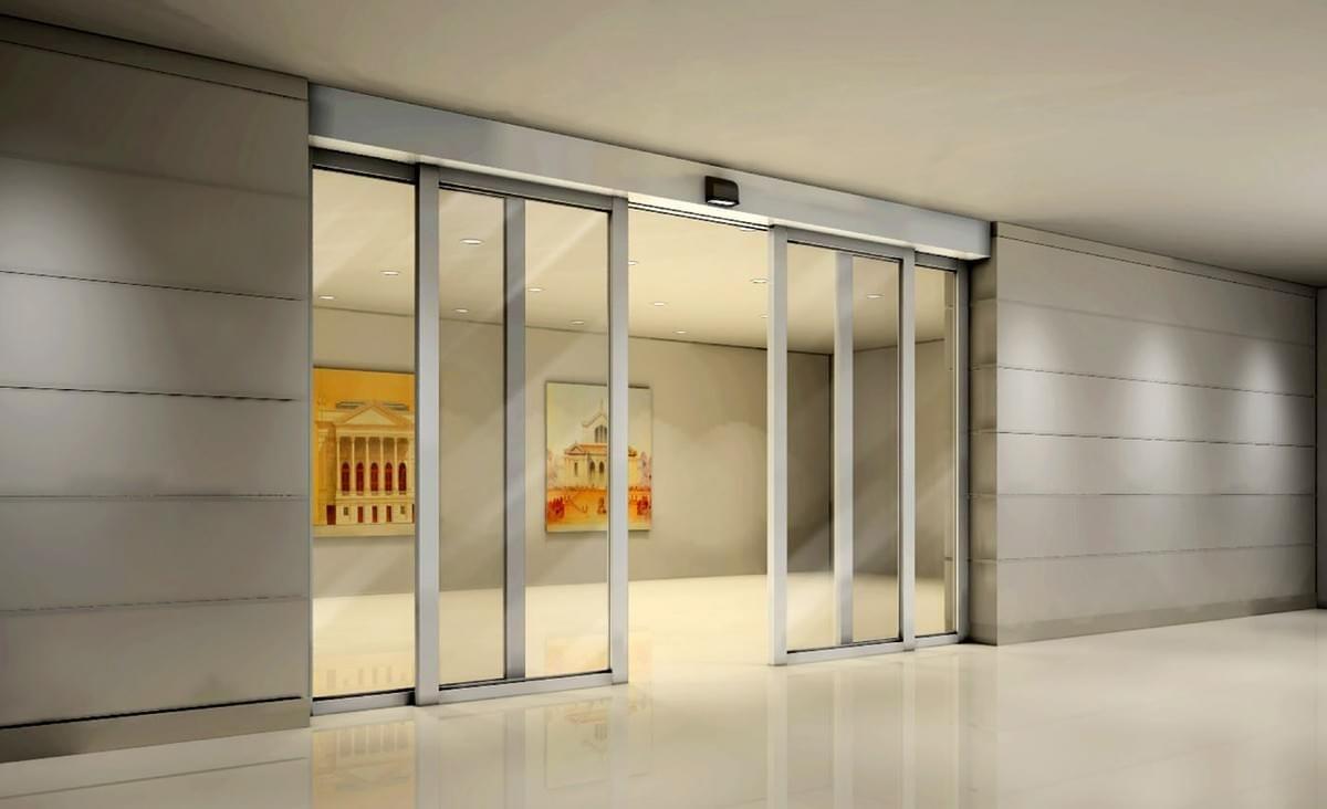 Shop Automatic Sliding Doors In 2020 Automatic Sliding Doors