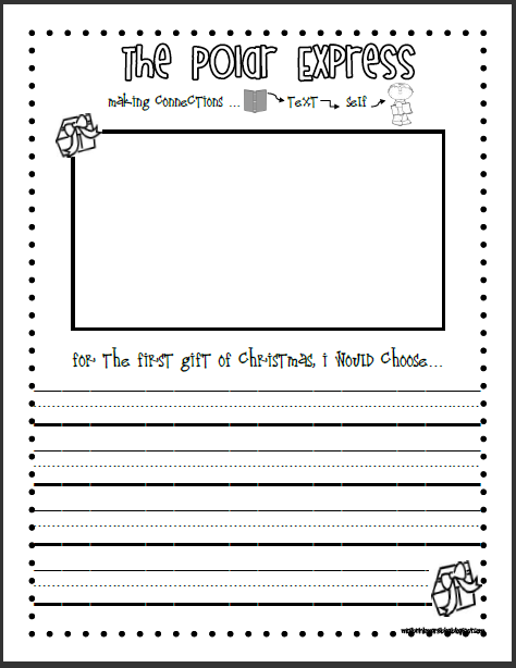 polar express ticket coloring page including tickets