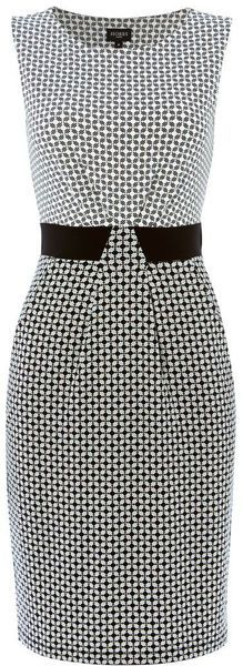 Diamond Geo Dress - HOBBS