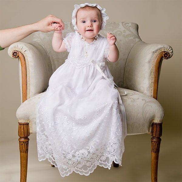 Baptism Pic Idea ☆ Baby Beau & Belle (Joli White Gown) | DOLL ...