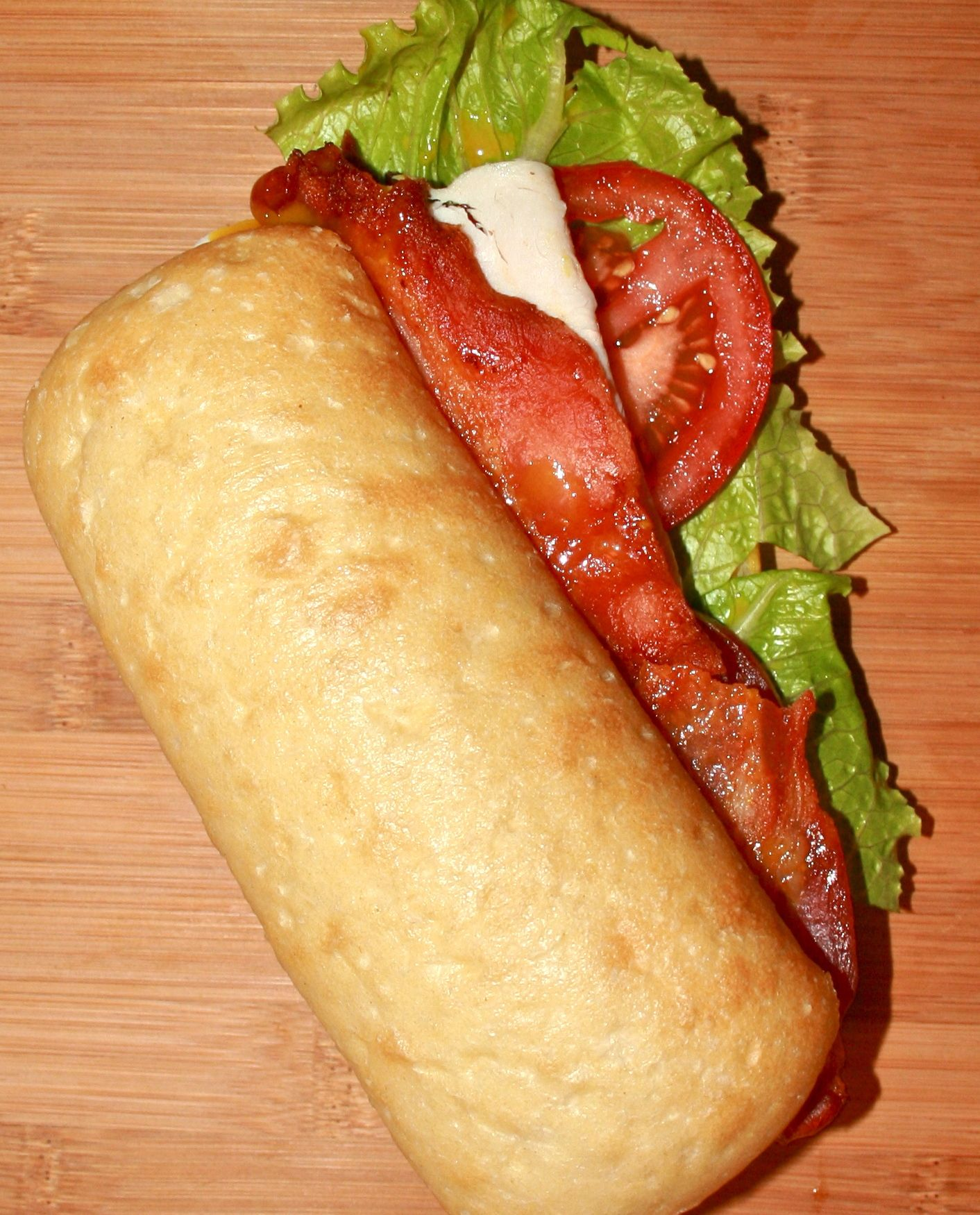 Turkey Bacon Club Sandwich (Tim Horton's Copy Cat Recipe