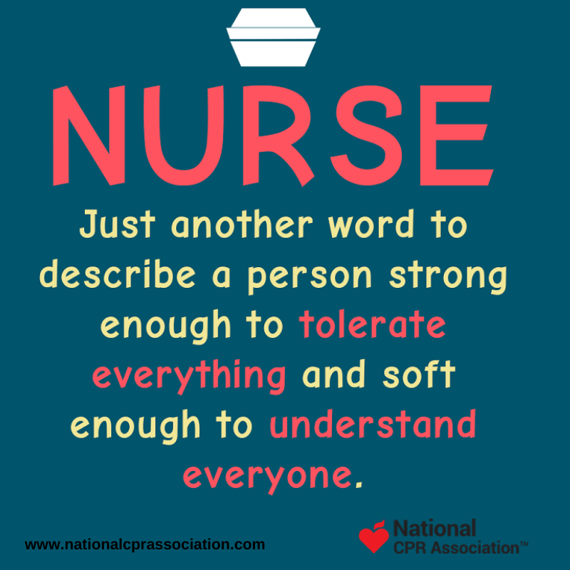 To all our nurses and front liners, stay safe! You're