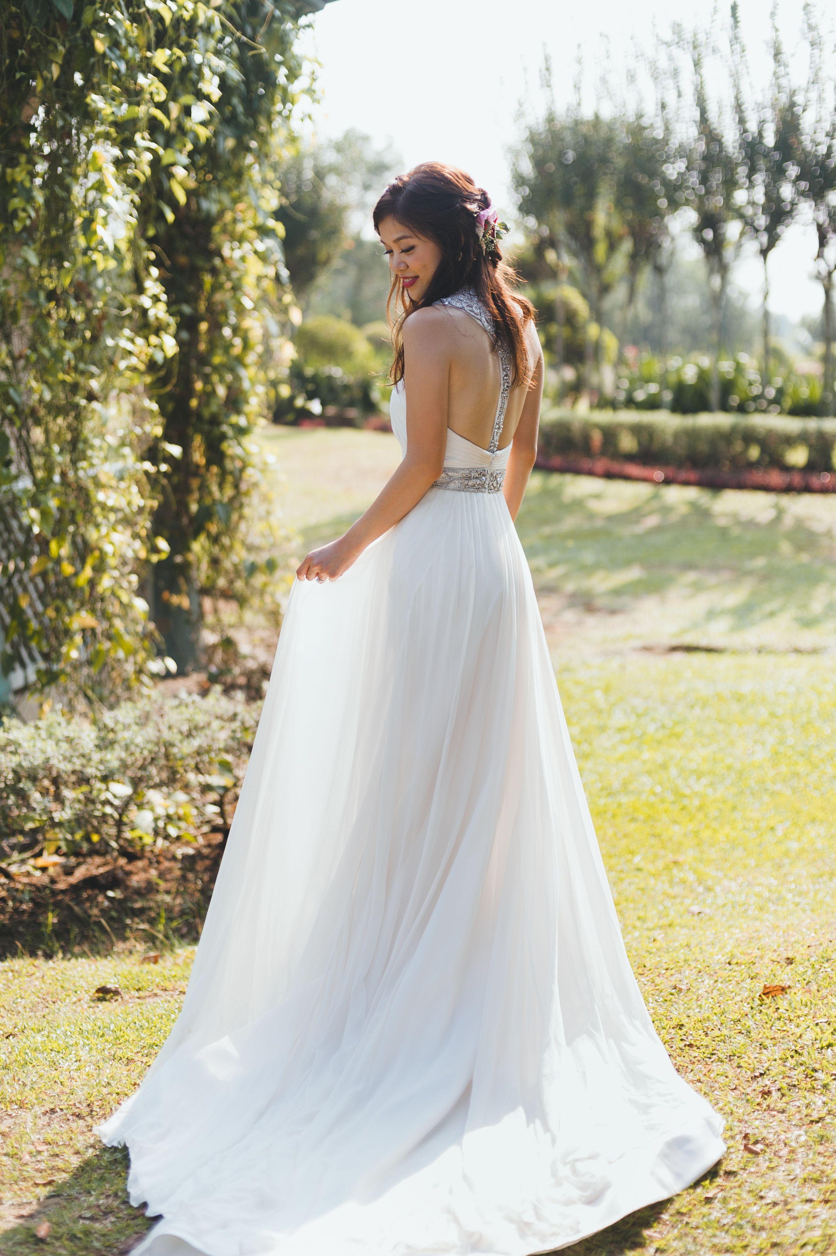 Wedding Dress Celest Thoi Bespoke Gown