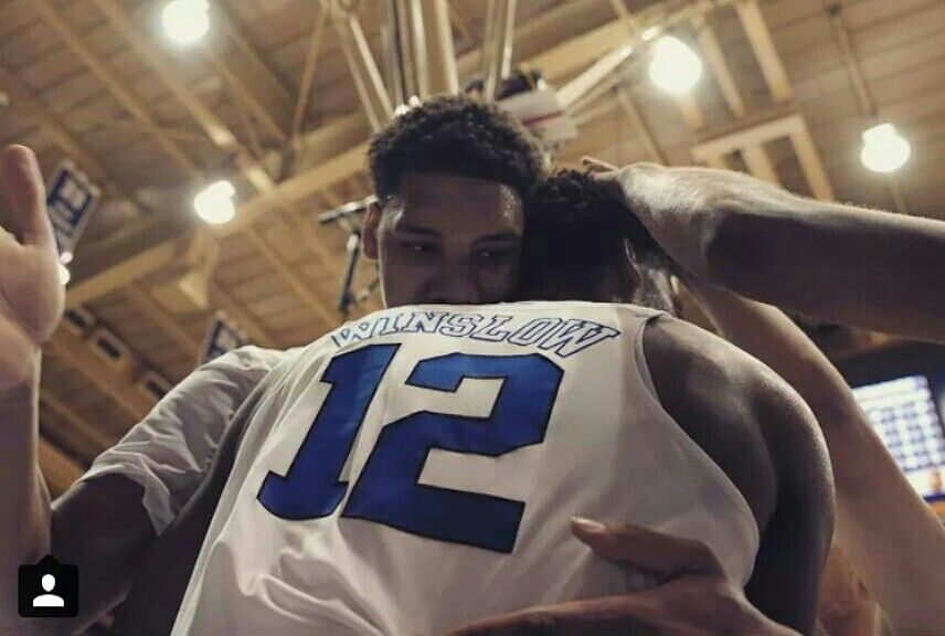 Jahlil Okafor and Justise Winslow