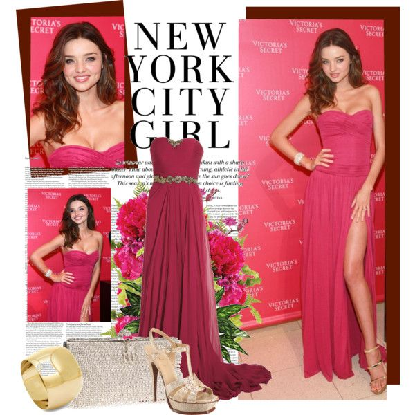 miranda ker, created by sweetyana on Polyvore