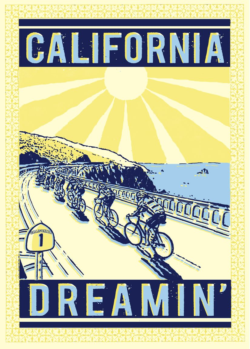 opsalsport - California Dreamin', $25.00 (http://www.opsalsport.com/california-dreamin/)