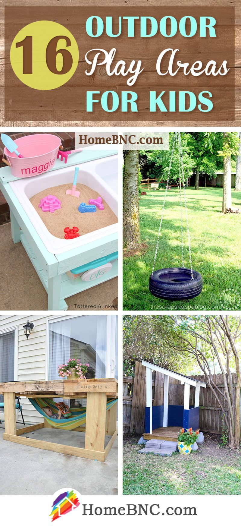 16 Best Outdoor Play Areas for Kids (Ideas and Designs ...