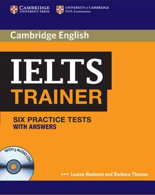 Cambridge IELTS Trainer (6 practise tests)