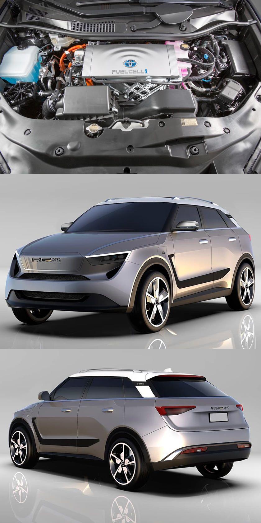 Meet Australia's New Hydrogen Car. It is set to show face