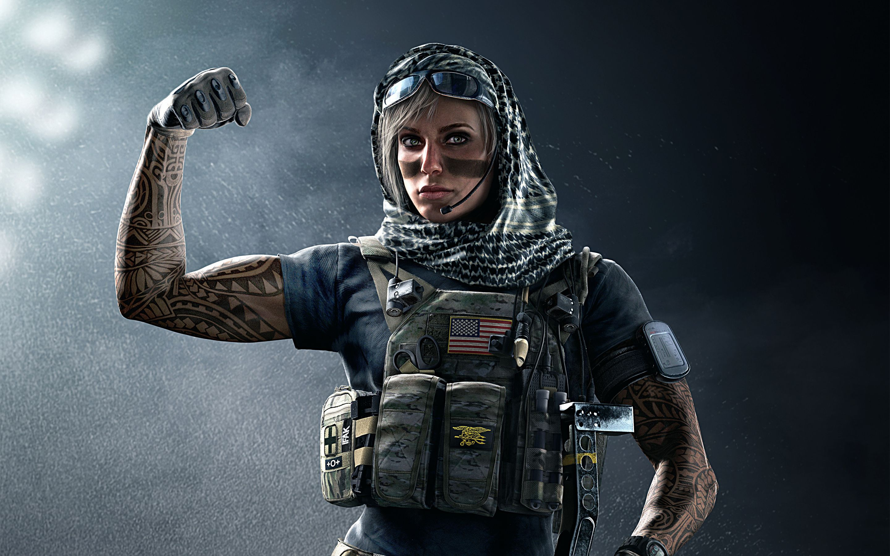 Rainbow Six Siege Valkyrie 5k With Images Tom Clancy S Rainbow