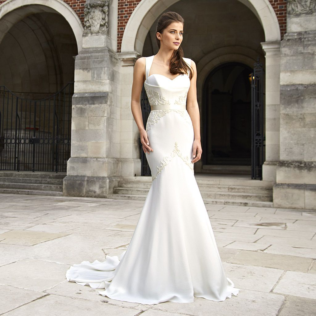 couture wedding dresses and bridal gowns by designer suzanne neville songbird collection 2016