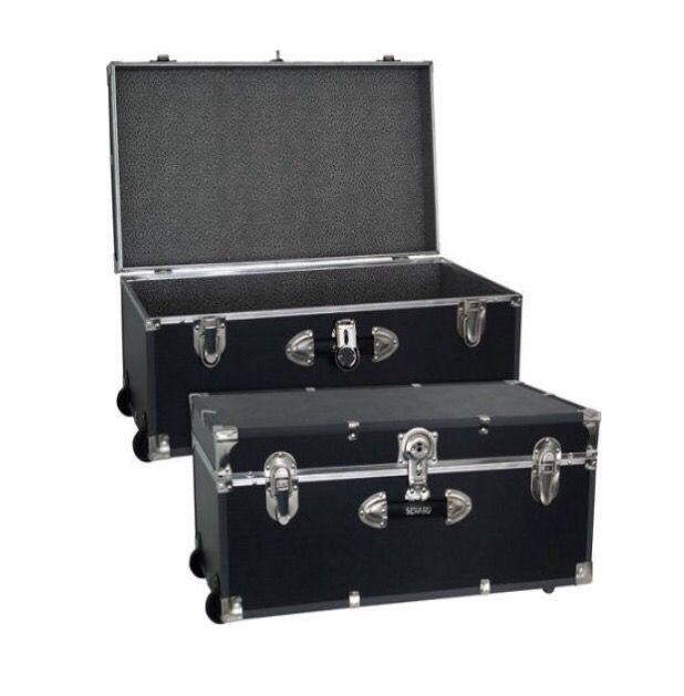 Foot Locker Storage Chest Fascinating Walmart Mercury Luggage Seward Trunk Wheeled Storage Footlocker 60