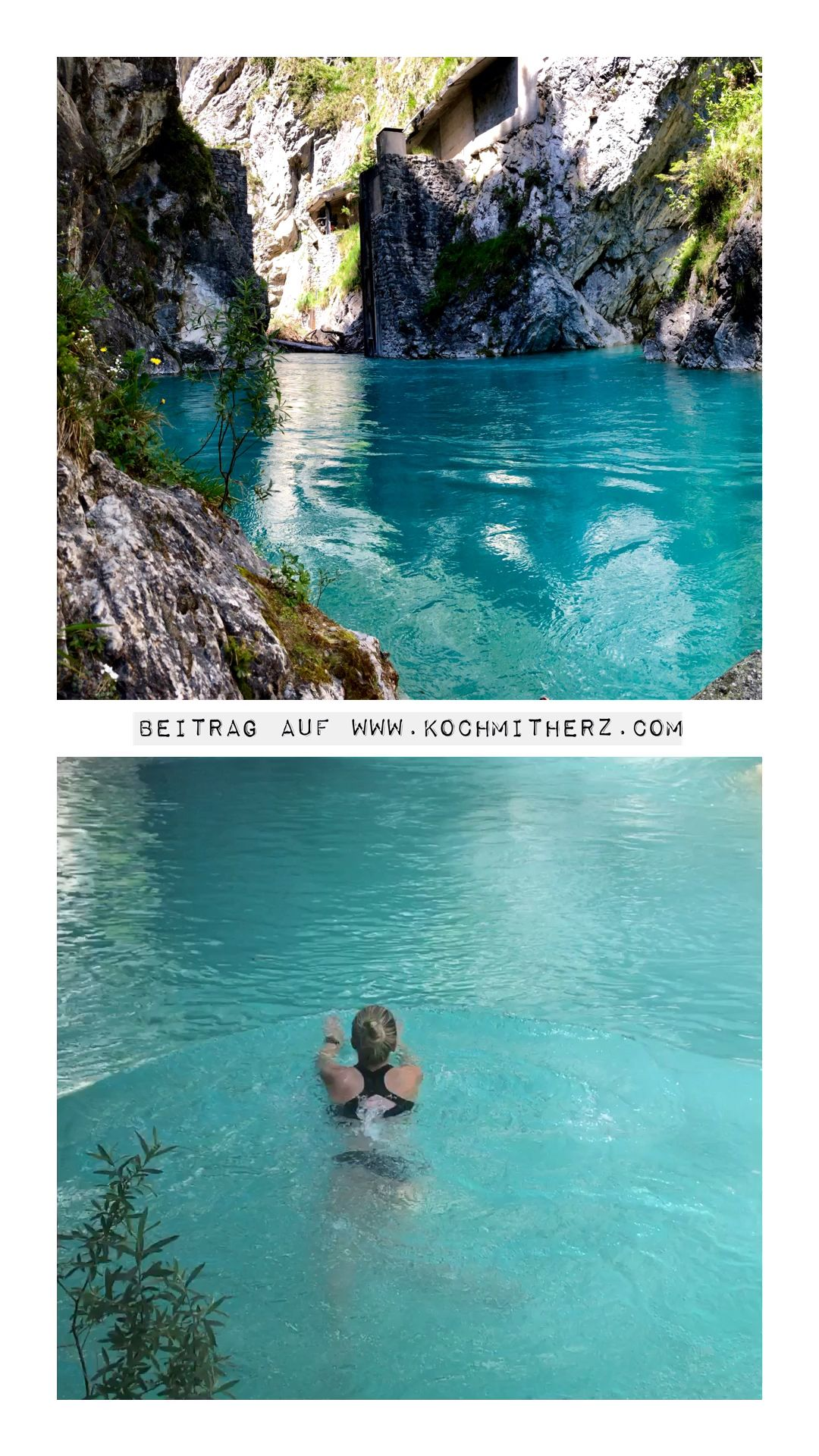 Photo of Geheimtipp Vomper Loch | wandern, schwimmen & springen