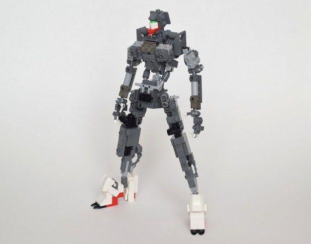 Asw G 08 Gundam Barbatos Lupus Lego Assault Pinterest Lego