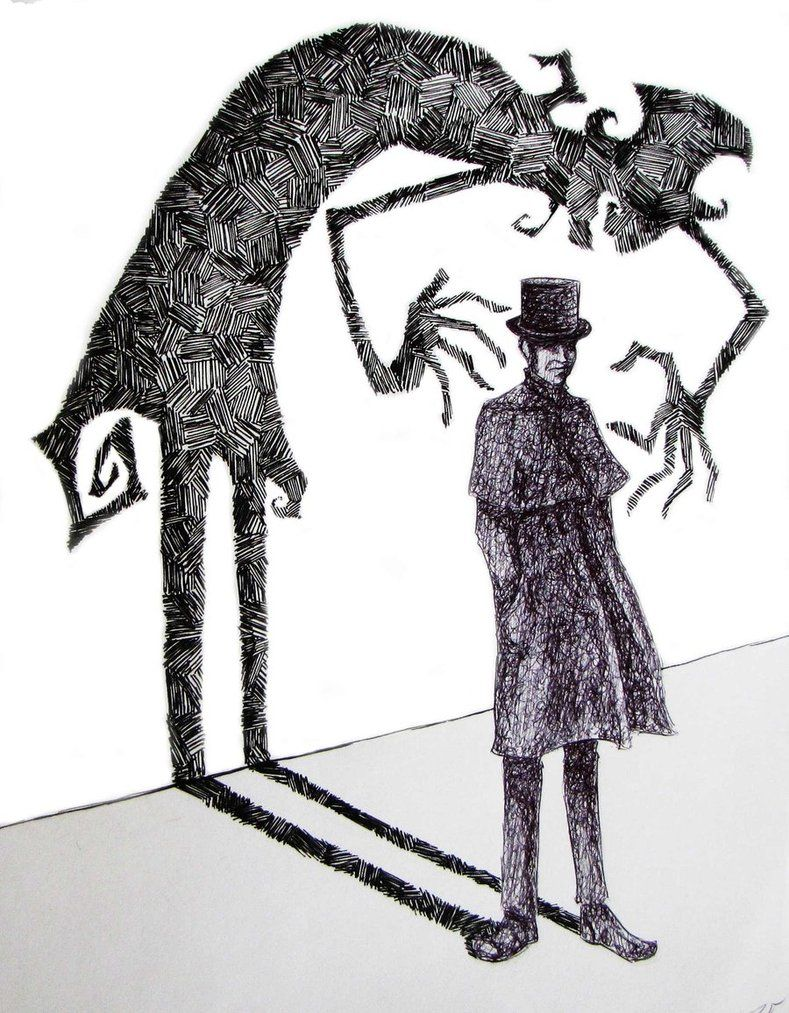 dr jekyll and mr hyde sketch pinterest caricatures drawings and artsy. Black Bedroom Furniture Sets. Home Design Ideas